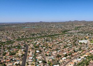 Paradise Valley helicopter tour